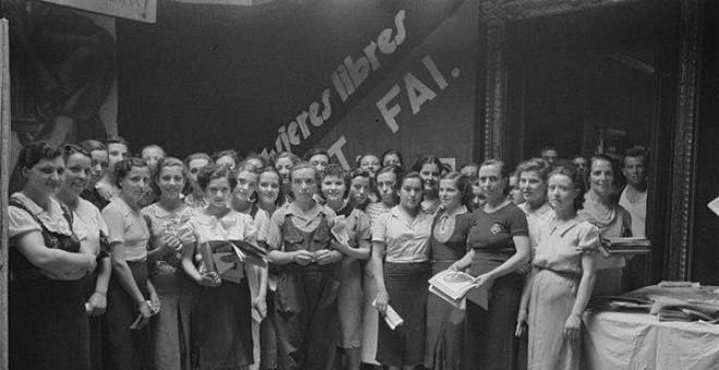 Agrupación de Mujeres Libres